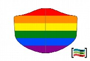 Mascarilla de Orgullo Gay