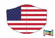 Masque d'Etats-Unis