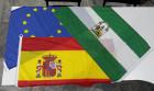 Bandera de Pack UE + Espa�...
