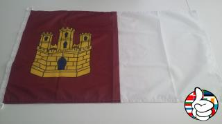 Flag of Castilla-La Mancha