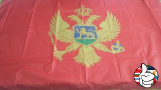 Bandiera di Montenegro