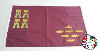 Bandera de Región de Murcia