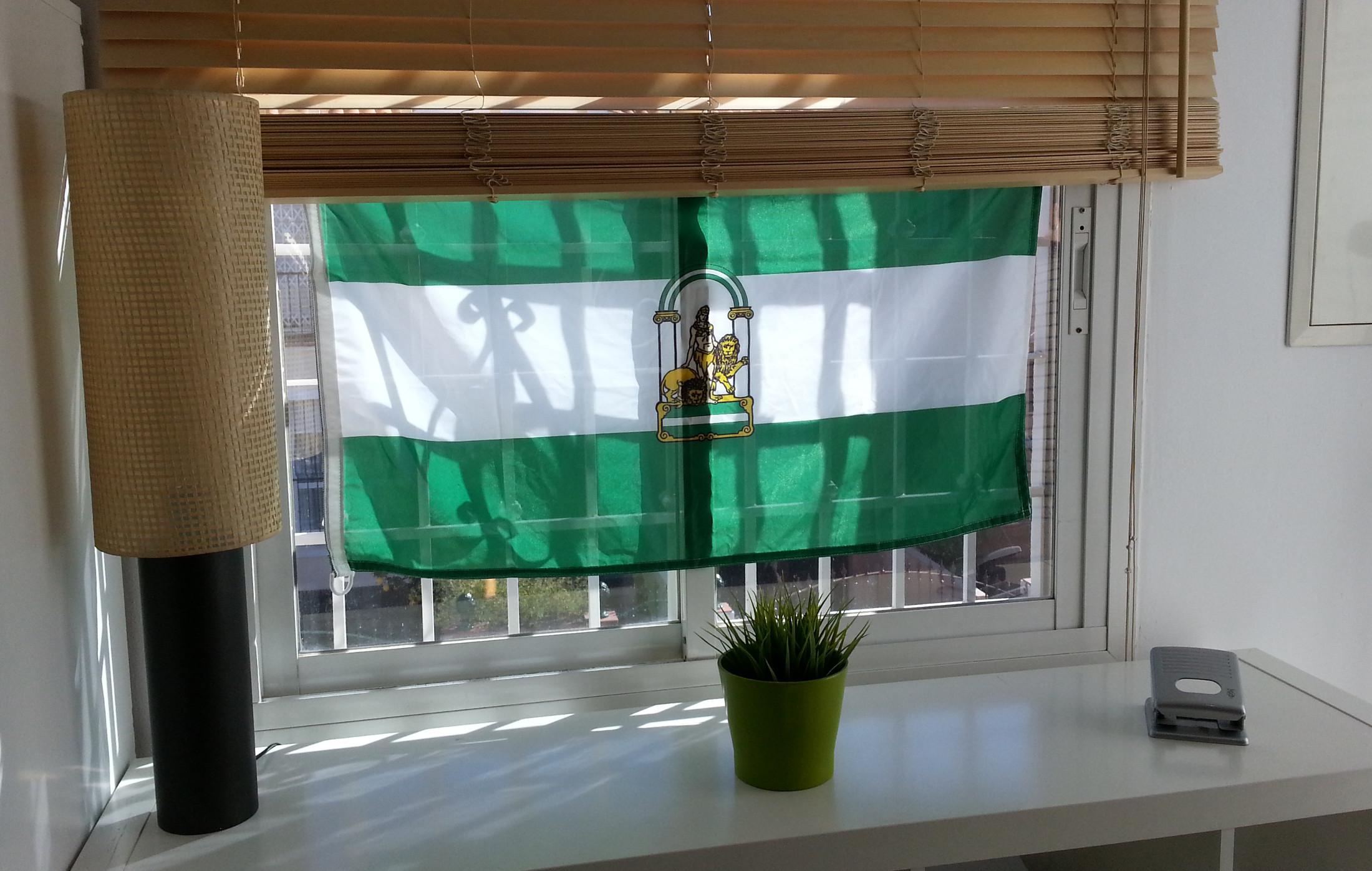 Bandera de Andaluc�a C/E