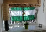 Bandeira do Andalucía