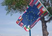 Bandera de Países Unión Europea