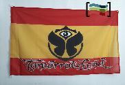 Bandera de Tomorrowland España