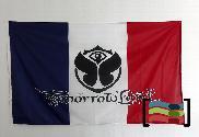 Bandera de Tomorrowland Francia