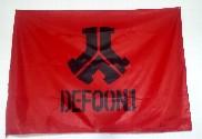 Bandera de Defqon 1