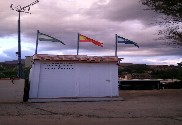 Drapeau de la Andalousie C/E