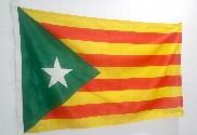 Bandera de Estelada Verde