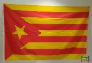 Flag of Estelada Red