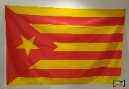 Bandera de Estelada Roja