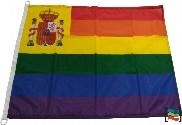 Flag of Gay Spain