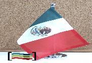 Drapeau de la Mexique