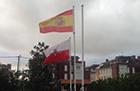 Bandera de Espa�a C/E