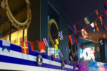 Banderines para colgar