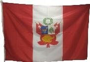 Drapeau de la Pérou