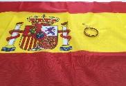 Bandera de España + pulsera