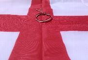Bandera de Inglaterra + pulsera