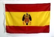 Drapeau Espagne Bouclier Rois Catholiques