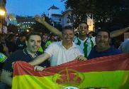 Bandera de España personalizada 2