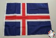 Bandeira do Islândia