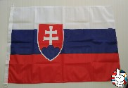 Drapeau de la Slovaquie