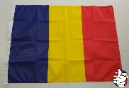 Flag of Romania N/S