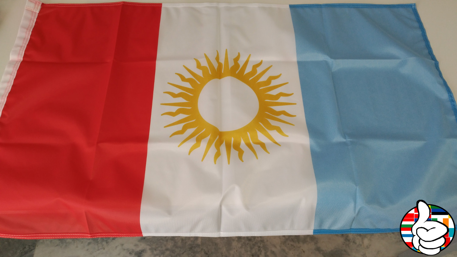 Cordoba Province Argentina Flag Available To Buy