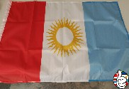 Bandera de Provincia de Córdoba (Argentina)