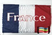 Bandera de Francia nombre