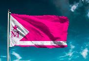 Bandera de Moderdonia independencia