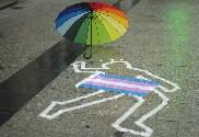 Bandera de Orgullo Transgénero