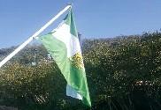 Bandiera di Andalucía C/E