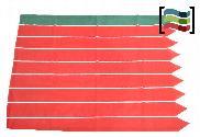 Bandera de Zamora