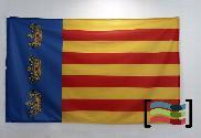 Bandera de Burriana