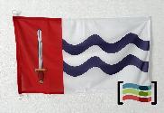 Bandera de San Miguel de Bernuy