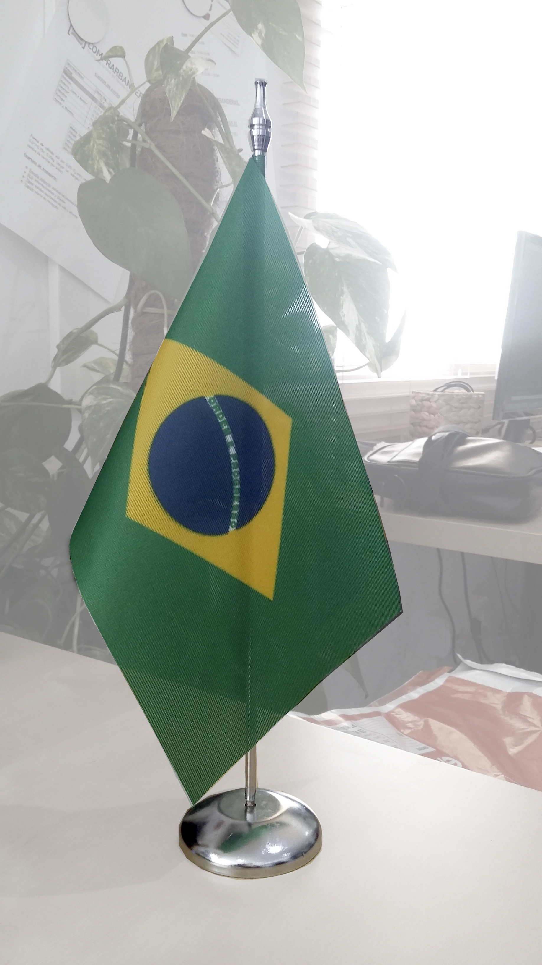 Comprar Bandera de Brasil - Comprarbanderas.es 7b584f98fb5