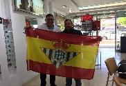 Bandeira do España personal...