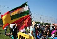 Bandeira do Andalucía Sevil...