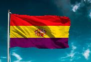 Drapeau de la Deuxième République Espagnole