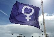 Bandeira do Feminista