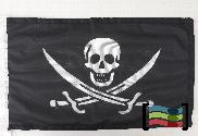 Flag of Pirate jack rackham