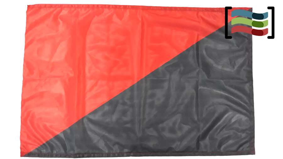 1f94575b4cf3 Anarchist Flag available to buy - Flagsok.com