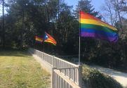 Bandera de Orgullo Gay