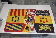 Bandera de Real de la Monarquía Católica Española