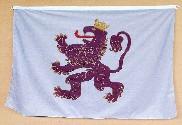 Bandera de Reino de León