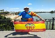 Bandera de España Valencia