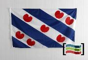 Drapeau de la Friesland