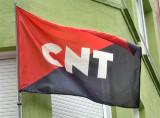 Bandera de CNT